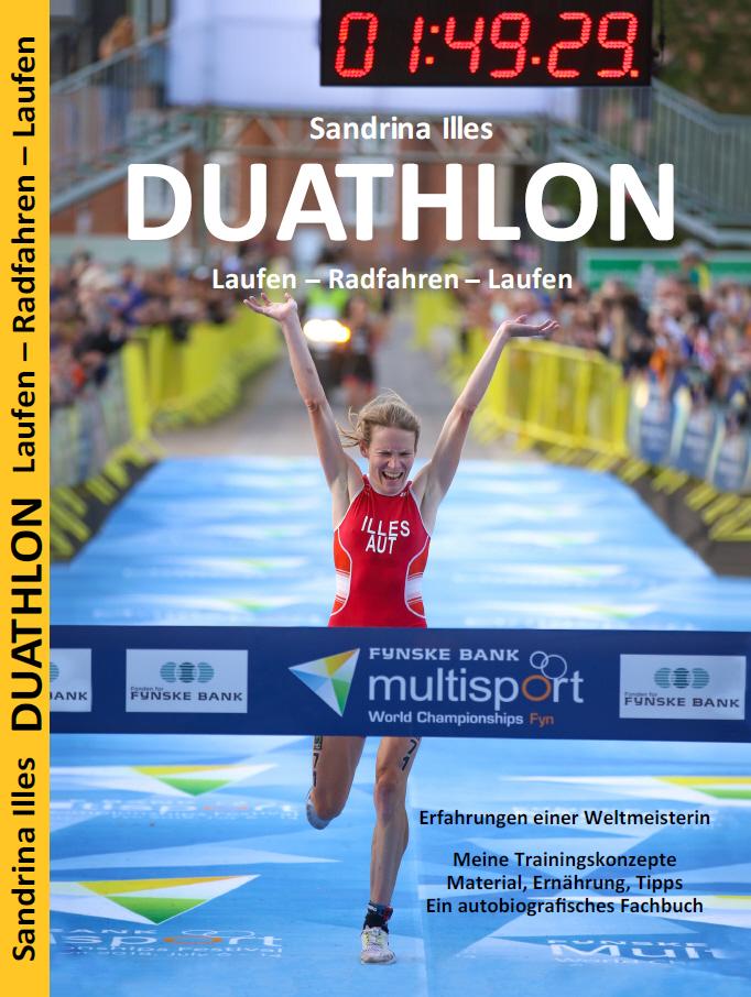 Duathlon, Weltmeisterin, Laufen, Radfahren, Ausdauersport, Training, Ernährung